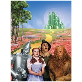 Wizard of Oz Puzzle
