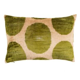 Vintage Zaliki Silk Pillow