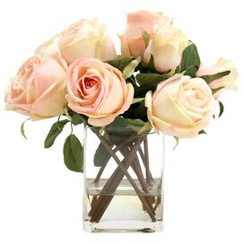 Faux Rose Arrangement V