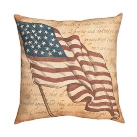 Patriot Indoor/Outdoor Pillow