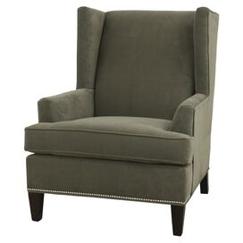Bucks Wingback Chair