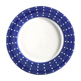 Perle Plate in Blue
