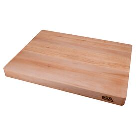 "Bryce Boards 16"" x 12"" x 1.5"" Maple Edge Grain Cutting Board"