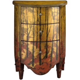 Autumn Side Table