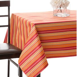 Tuscany Stripes Tablecloth