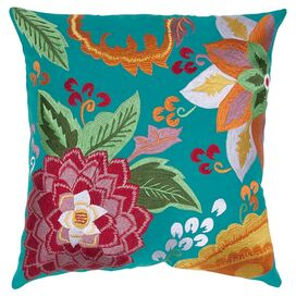 Delhi Pillow in Turquoise