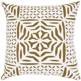 Bellaria Pillow in Mustard