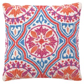 Back Bay Pillow in Orange