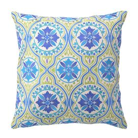 Back Bay Pillow in Blue