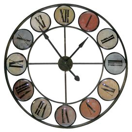 Brantley Wall Clock