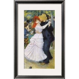 Dance at Bougival, 1883 by Pierre-August Renoir