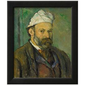 Self Portrait by Paul Cezanne - Art.com