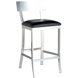 Maiden Counter Stool in Black