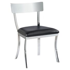 Maiden Side Chair in Black