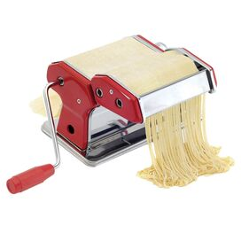 Norpro Pasta Machine in Red