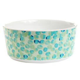 Spotty Dotty Bowl in Marine