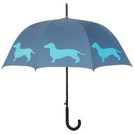 Dachshund Walking Stick Umbrella