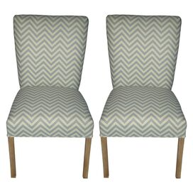 Julia Accent Chair in Mist