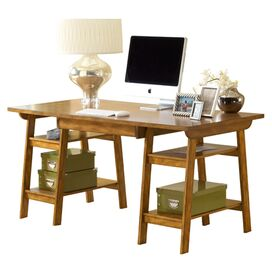 Fulton Desk in Cherry