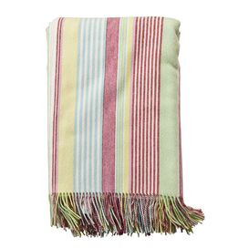 Candy Lambswool Throw