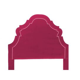 Lily Headboard in Hot Pink
