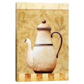 White Teapod by Pablo Esteban Wall Art
