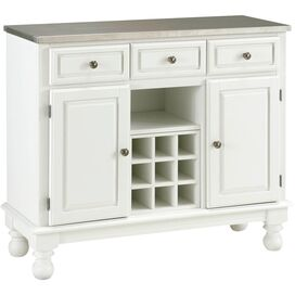 Hammond Buffet in White
