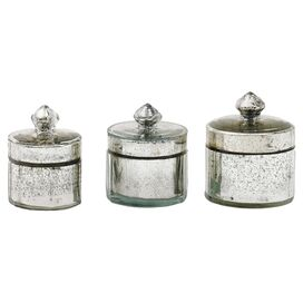 3 Piece Fiona Canister Set