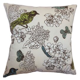Ouvea Pillow in Seagrass