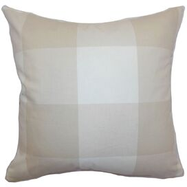 Wainham Pillow in Taupe