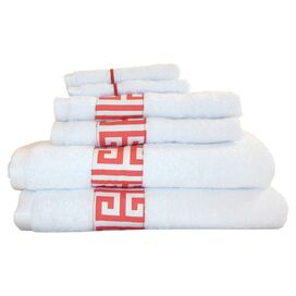 6-Piece Madeline Towel Set