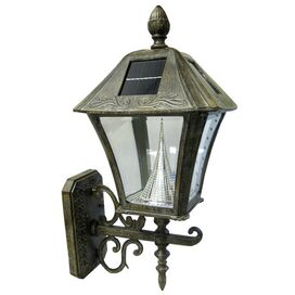 Baytown Wall Lantern in Bronze