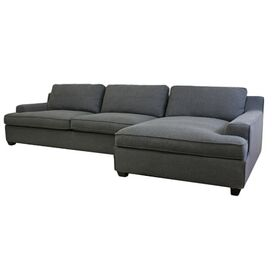 Baxton Studio Kaspar Sectional Sofa