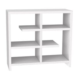 Northfield Bookcase in White