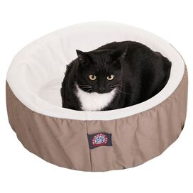 Cuddler Pet Bed in Khaki