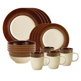 16 Piece Southern Gathering Dinnerware Set
