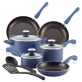 11 Piece Aluminum Cookware Set