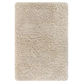Heath Shag Rug in Ivory
