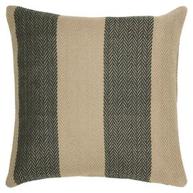 Herringbone Pillow in Tan