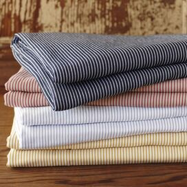 Mini Stripes Queen Fitted Sheet