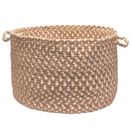 Jamie Utility Basket in Natural