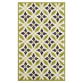 Lindsey Rug in Green