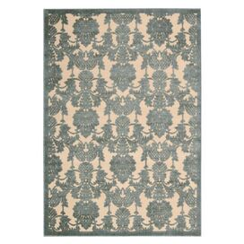 Bordeaux Rug in Teal