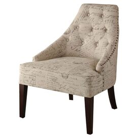 Devonshire Accent Chair