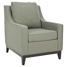 Kismet Arm Chair in Gray