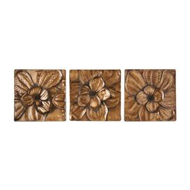 3-Piece Burton Magnolia Wall Art Set