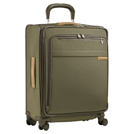 "Briggs & Riley 20"" Spinner Carry-On in Olive"