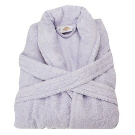Nimbus Bathrobe in Lilac
