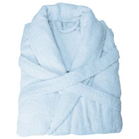 Nimbus Bathrobe in Medium Blue