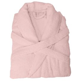 Nimbus Bathrobe in Pink